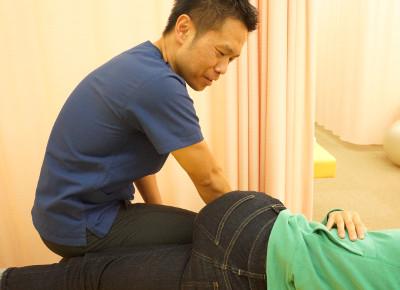 腰痛整体の専門家